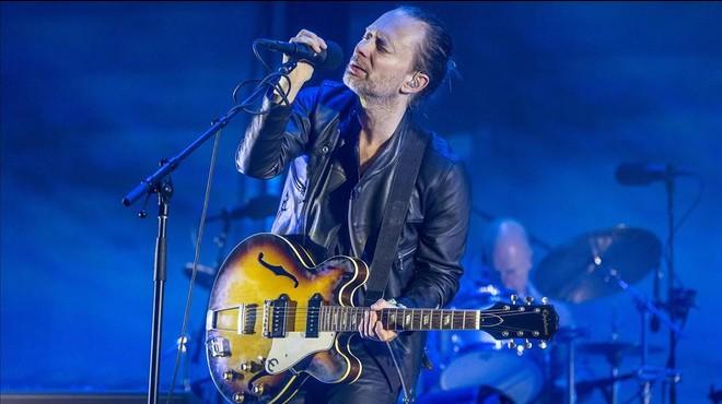 Radiohead: angoixa per a les masses