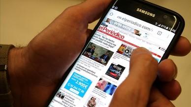La audiencia digital de EL PERIÓDICO crece un 45% en un año