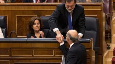 El Govern central prorrogarà el Pressupost del 2017 a l'espera de calma a Catalunya