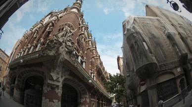 Barcelona ejecutará por fin el veto al Hotel del Palau de la Música