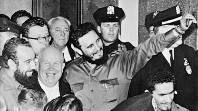 La vida de Fidel Castro en imatges