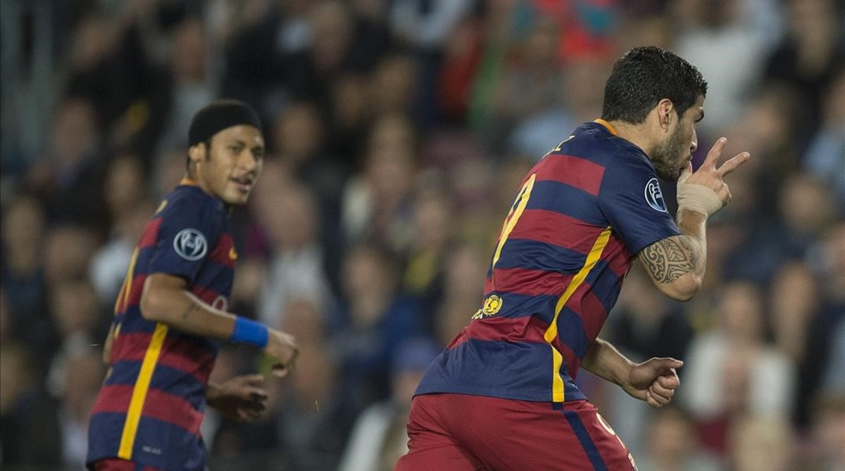 'Football Leaks': El Bar�a pag� 82 millones de euros por Luis Su�rez
