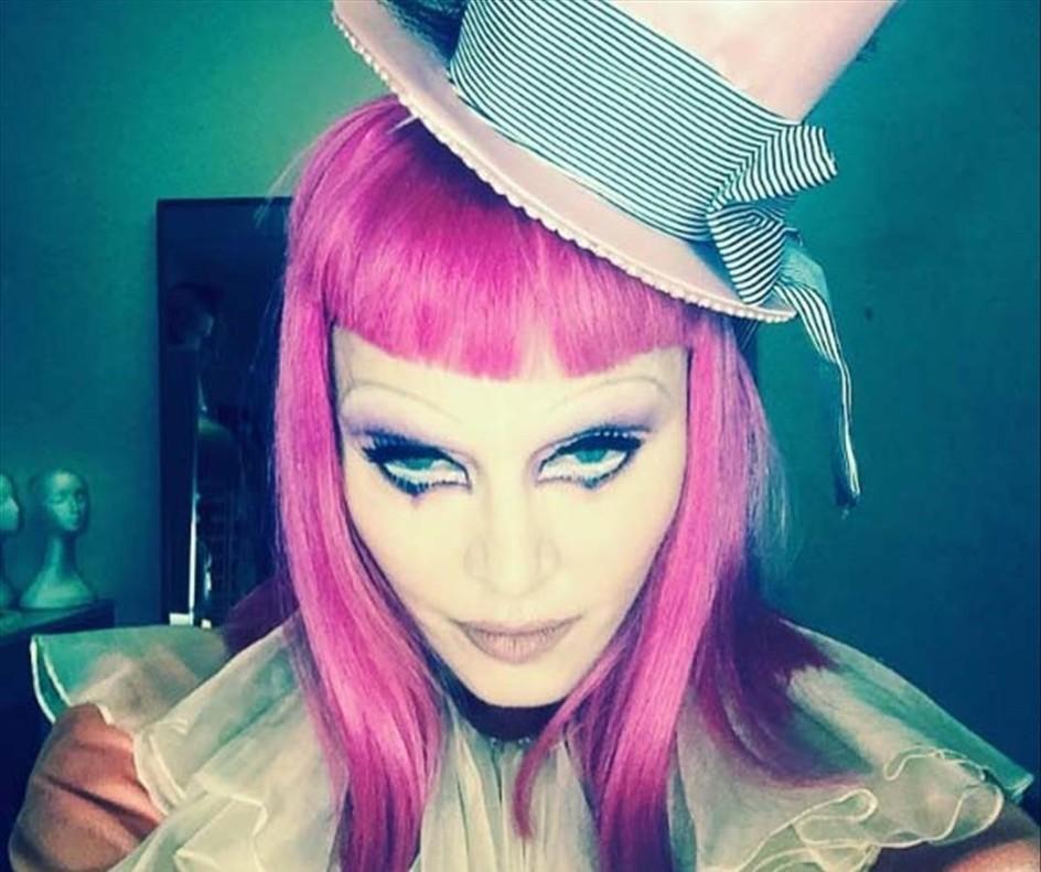 Madonna se derrumba en otro concierto