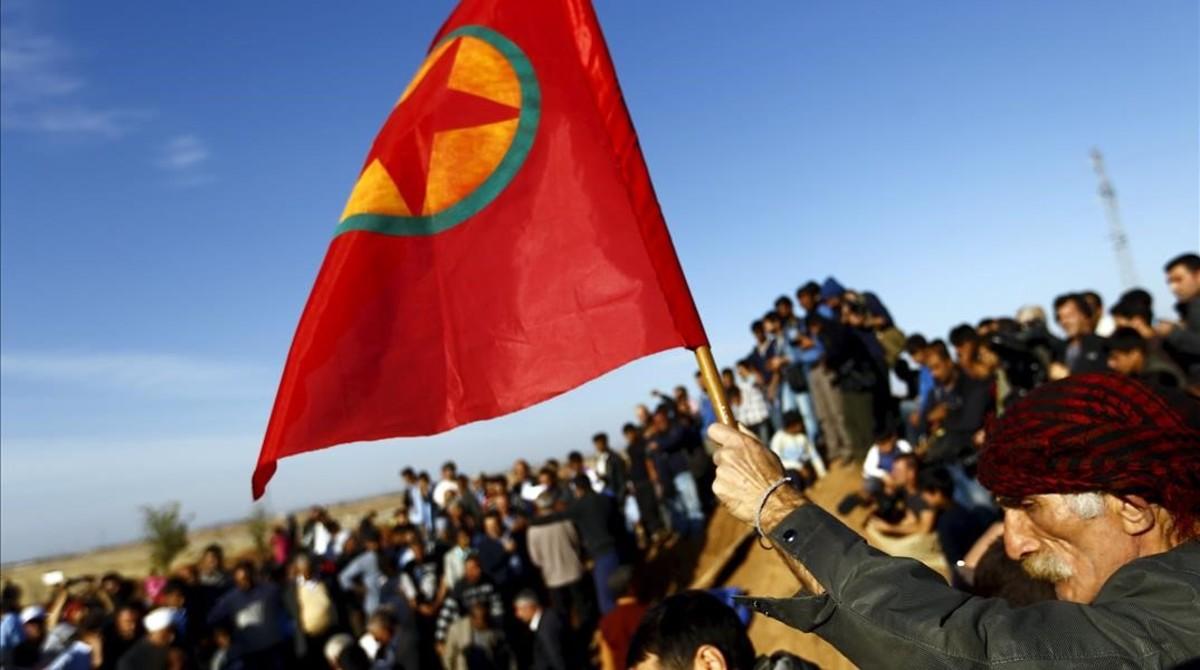 Los kurdos de Siria se disponen a crear una federación en el norte del país