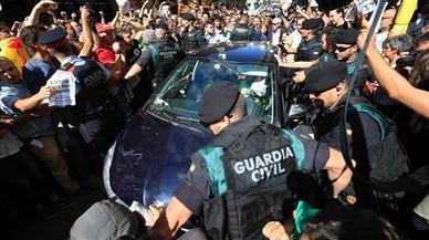 El Govern rechaza someter a los Mossos al control del Estado