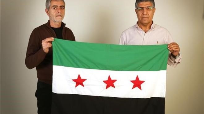 Mouafak Asaad y Zaki Alrif,en EL PERI�DICO.