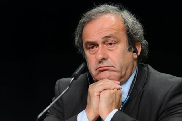 Platini recurre la sanci�n de la FIFA