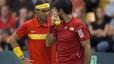 Espanya certifica la victòria davant la feble Dinamarca (3-0)