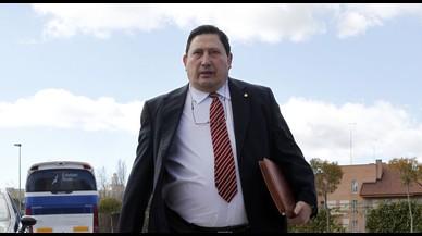 Sánchez Arminio confirma que el comitè d'àrbitres denunciarà Piqué
