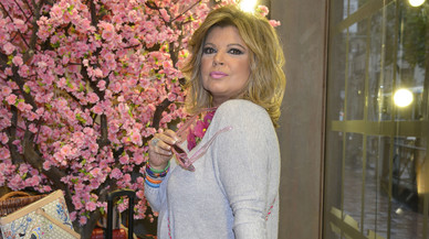 """Terelu Campos: """"Tengo que liberarme psicológicamente del cáncer para avanzar"""""""