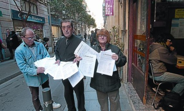 Comerciantes de santa caterina denuncian una oleada de robos for Alvarez de castro