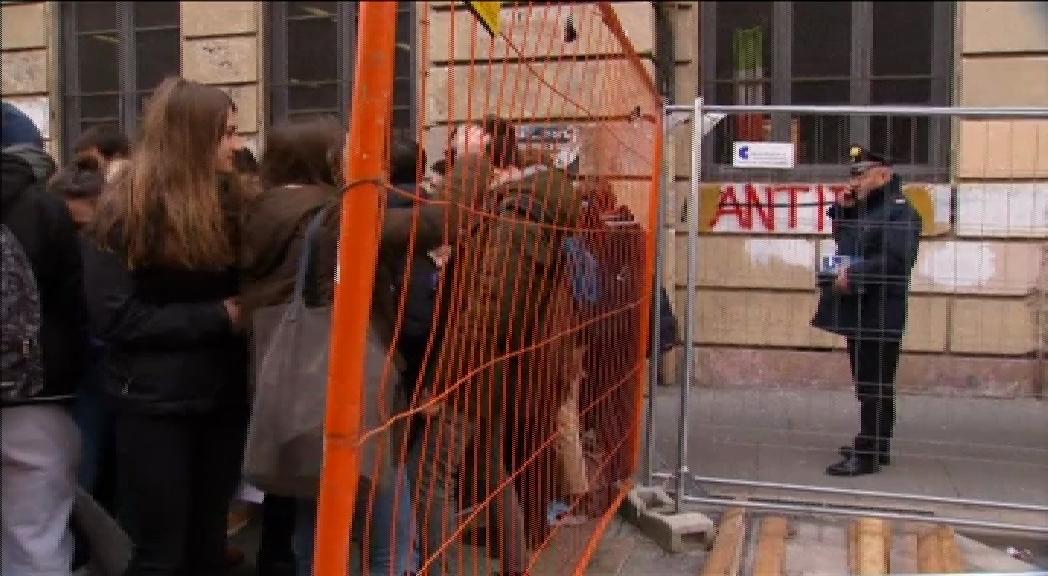 Tres terratrèmols es deixen sentir al centre d'Itàlia