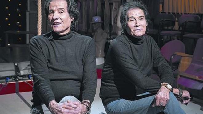 "Josep i Ramon Rocaespana: ""Li vam agradar a Mick Jagger i hi va haver misteri"""