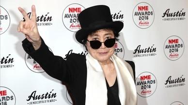 Yoko Ono gana una querella a Heineken España