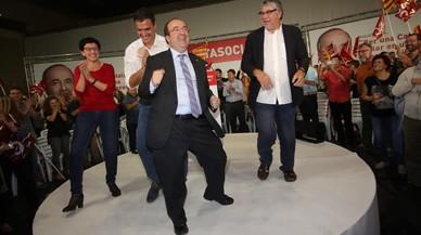 """Miquel Iceta: """"M'han prohibit ballar durant aquesta campanya"""""""