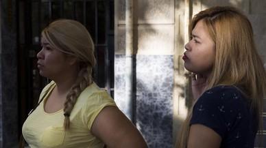 Ajornat el desnonament d'una dona amb un nadó de 9 mesos a la Sagrada Família