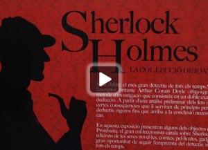 La Biblioteca Arús muestra una de las mayores colecciones del mundo sobre Sherlock Holmes