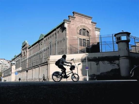 La cárcel Modelo, en la Esquerra del Eixample.