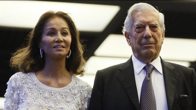Mario Vargas Llosa firma el divorci de Patricia Llosa