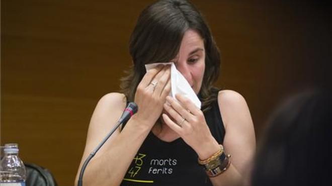 """Les víctimes del metro de València: """"Se'ns va dir que no tindríem mai una foto amb Camps"""""""