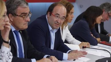 El PSC defensa el dret de Sánchez de convocar primàries