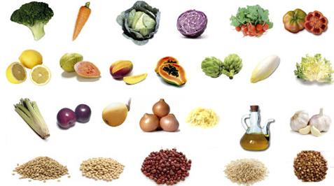 Alimentos recomendados para evitar el c�ncer