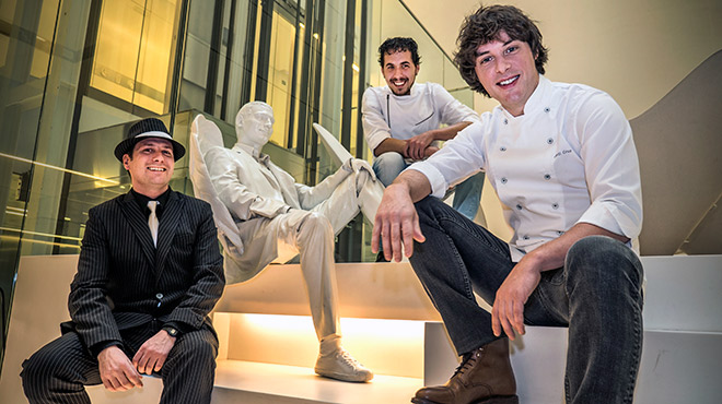 Jordi Cruz estrena bistrot a lhotel The Mirror