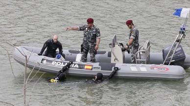 Els bussos de la Policia tornen a buscar el cos de Marta del Castillo a la dàrsena del Guadalquivir