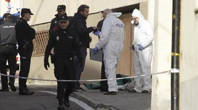 Trobat el cadàver d'una dona després d'un incendi a Salamanca