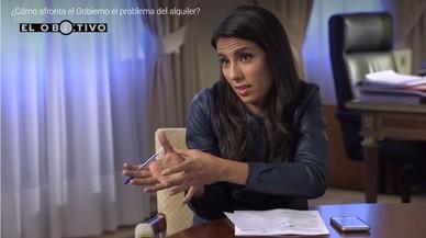 Ana Pastor analitza la pujada del lloguer de pisos a 'El objetivo'