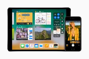 Imagen de iOS 11.