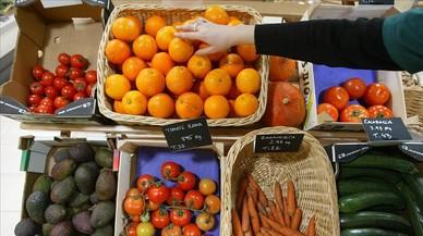 Italia cierra las basuras a los alimentos sobrantes