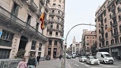 El Congreso aprueba convertir la comisaría de Via Laietana en museo de la represión franquista