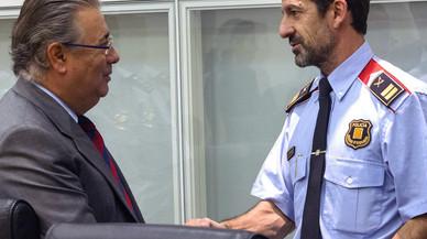 Ferran López, un policia tranquil enmig de la tempesta