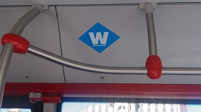 Conexión a Internet para todo el mundo en toda la flota de buses de TMB