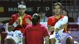 Rússia guanya el dobles i redueix l'avantatge d'Espanya en l'eliminatòria de la Copa Davis