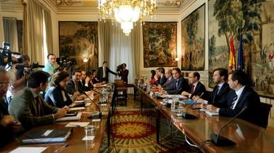 El Gobierno inicia este lunes el desembarco en la Generalitat