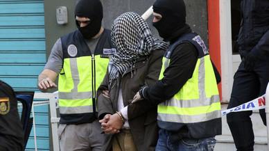 Detenido en Ceuta en una operación antiyihadista el pasado febrero.