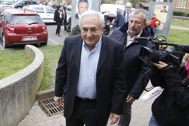 """Strauss-Kahn: """"Fui ingenuo. No pensé que mis rivales irían tan lejos"""""""