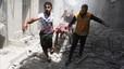 Alepo, bajo las bombas por noveno d�a consecutivo