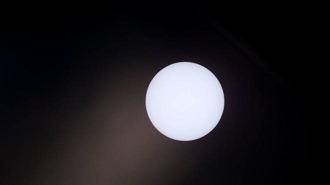 Eclipse solar visto desde Indonesia y Tailandia