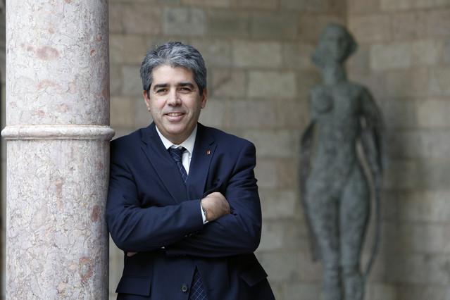 """Francesc Homs: """"El choque de trenes ya se ha producido"""""""