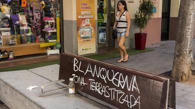 Guerra al pis turístic a Balears