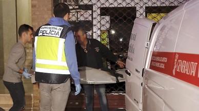Un hombre degüella a su hija de dos años en Alzira