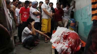 Així van ser les matances de les quals s'acusa el president de les Filipines