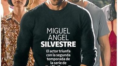 Miguel Ángel Silvestre, un espanyol al 'Sense8' de les Wachowski