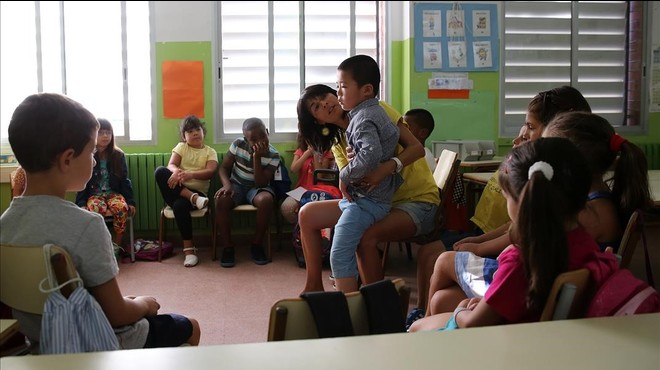 Les controvèrsies de la jornada intensiva a l'educació primària