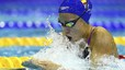 Jessica Vall, bronze en els 200 metres braça