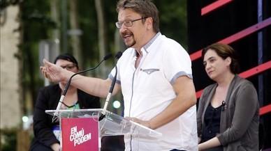 Domènech no es planteja una aliança amb el PSC de cara a les catalanes