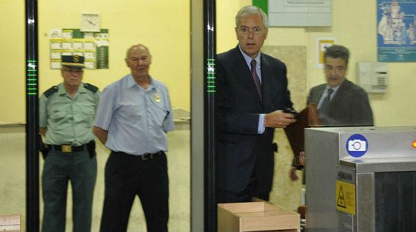 L'exinterventor de la Junta d'Andalusia, en llibertat sense fiança després d'una llarga compareixença